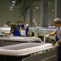 Opening of our own mattress production in Eastern Europe.