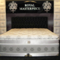 "The most expensive King Koil mattress, the exclusive ""Royal Masterpiece"" worth $ 75,000, was created and presented at the Millionaire Fair."